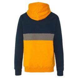 Sweatshirt capuche Volcom Sngl STN Or (Inca Gold) back