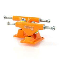 Paire de trucks Penny Skateboards oranges
