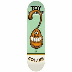 Toy Machine CJ Collins Pen N Ink deck 8.25″