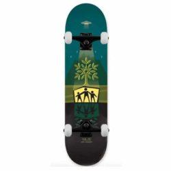 """Skateboard complet Alien Workshop Pro Yaje Shelter vert 8.125"""""""