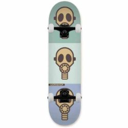 Skateboard complet Alien Workshop Gas Mask 8.25″