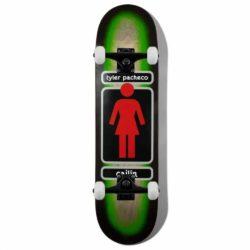 Skateboard complet Girl 93 Til W40 Tyler Pacheco 8.375″