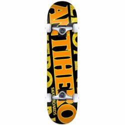 Skateboard complet AntiHero Blackhero 8.0″