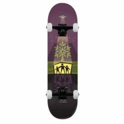 """Skateboard complet Alien Workshop Pro Yaje Shelter violet 8.125"""""""