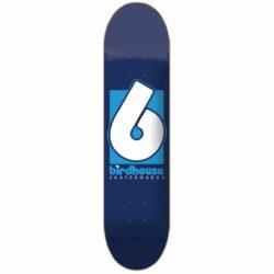 Birdhouse B Logo deck 8.35″