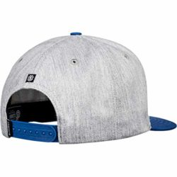 Casquette Element Knutsen Smoke Heather back
