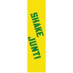 Plaque de Grip Shake Junt Jaune et Vert
