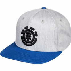 Casquette Element Knutsen Smoke Heather