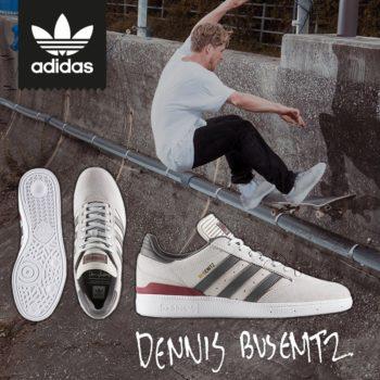 Dennis Busenitz adidas ads