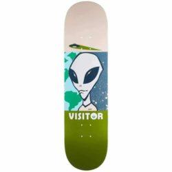 Alien Workshop Visitor Tourist deck 8.25″