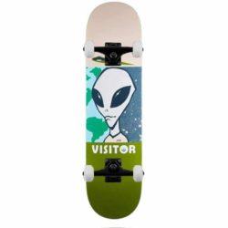 """Skateboard complet Alien Workshop Visitor Tourist Lrg 8.25"""""""