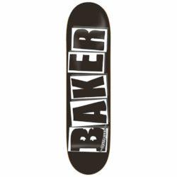 Baker Brand Logo Black/White deck 8.25″