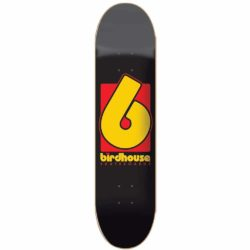 Birdhouse B Logo deck 8.25″