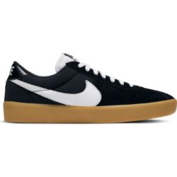 Nike SB React Black White Gum
