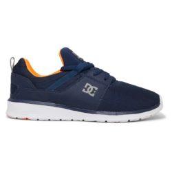Chaussures DC Shoes Heathrow Navy Orange