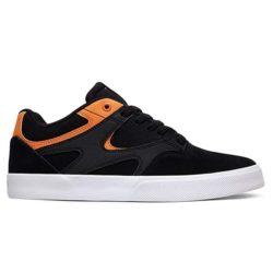 DC Shoes Kalis Vulc Black Orange