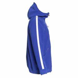 Veste de Snow softshell DC Shoes Spectrum bleue side