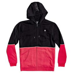 DC Shoes Studley Sherpa Noir et Rouge pour homme