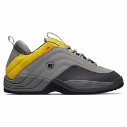 DC Shoes Williams Grey Yellow