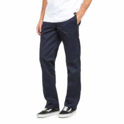 Pantalon Dickies Slim Straight Work Pant Dark Navy