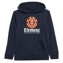 Sweat à Capuche Element Vertical Eclipse Navy (bleu)