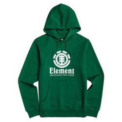 Sweat à Capuche Element Vertical Verdant Green (vert)