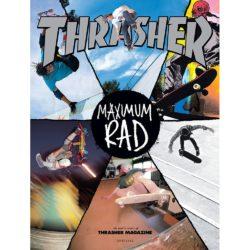 Livre illustré Maximum Rad: The Iconic Covers of Thrasher Magazine