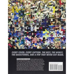 Livre illustré Maximum Rad: The Iconic Covers of Thrasher Magazine back