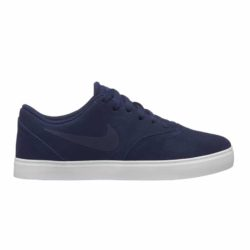 Nike SB Check Suede Bleues (Midnight Navy Black