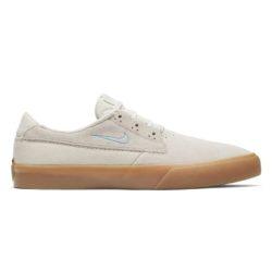 Chaussures Nike SB Shane couleur White Laser Blue White Gum Light Brow