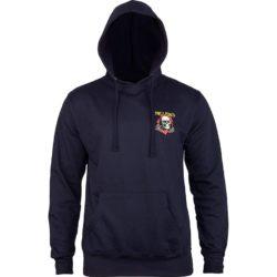 Sweat-shirt à capuche Powell Peralta Ripper Bleu Marine front