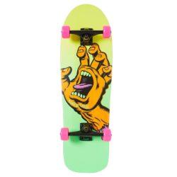 Skateboard Cruiser Santa Cruz Missing Hand vert
