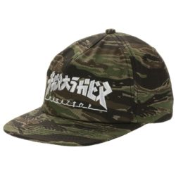 Casquette Thrasher Godzilla Camo Green