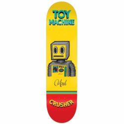 Toy Machine Axel Crusher Pen N Ink deck 8.0″