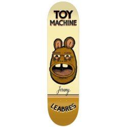 Toy Machine Leabres Pen N Ink deck 8.25″