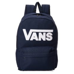 Sac à dos enfant Vans New Skool Bleu (Dress Blues)