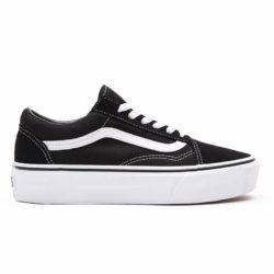Vans Ward Platform Black/White