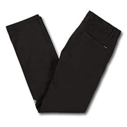 Volcom Vorta Frickin Modern Fit Stretch Chino noir
