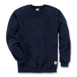 Sweatshirt Carhartt K124 Bleu marine (New Navy)