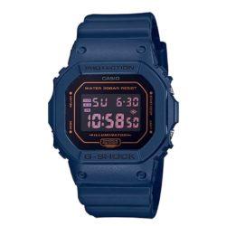 Casio G-Shock DW-5600BBM-2ER Noir Bleu