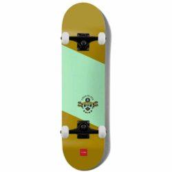 Skateboard complet Chocolate Secret Society Stevie Perez 8.35″