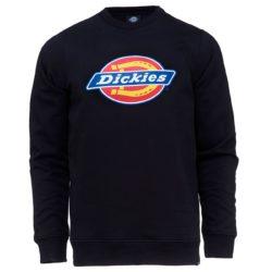 Sweat-shirt Dickies Pittsburgh Pull Crew Black (noir)