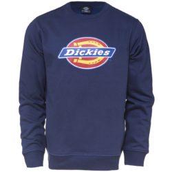 Sweat-shirt Dickies Pittsburgh Pull Crew Navy Bleu Marine