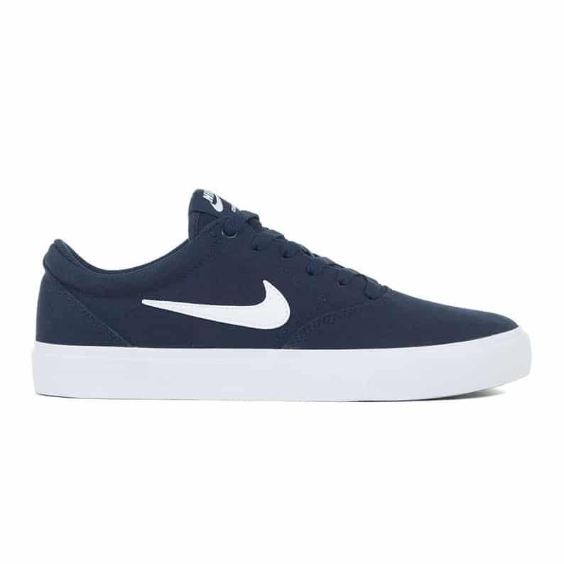 Nike SB Charge SLR Navy (Bleu Marine)   Skate.fr