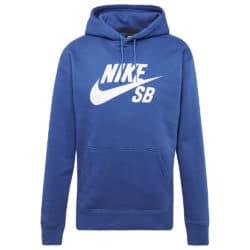 Sweat à capuche Nike SB Icon Hoodie bleu