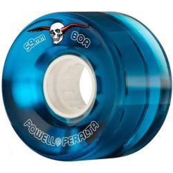Roues Powell Peralta Clear Cruiser Blue 59mm / 80a
