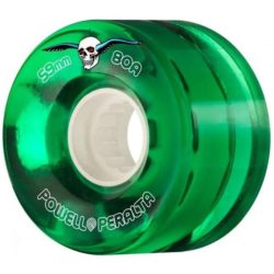 Roues Powell Peralta Clear Cruiser Green 59mm / 80a