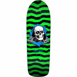 Powell Peralta Reissue OG Ripper Green Black deck old schooL
