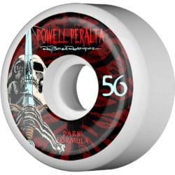 Roues Powell Peralta Rodriguez Skull and Sword PF 56mm 103a