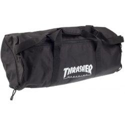 Sac de Sport Thrasher Skatebag Duffel Noir